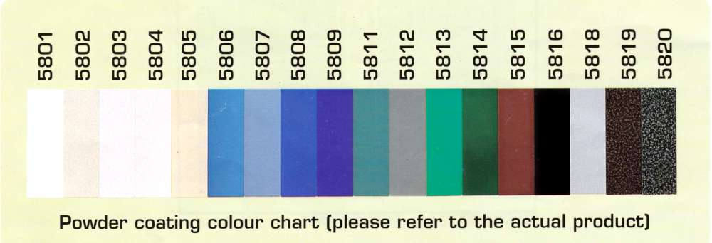 Rod iron color charts pictures to pin on pinterest daddy